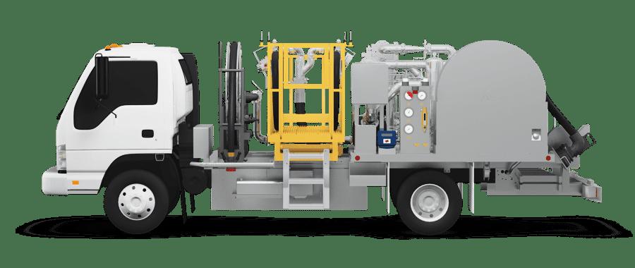 Hydrant Vehicle