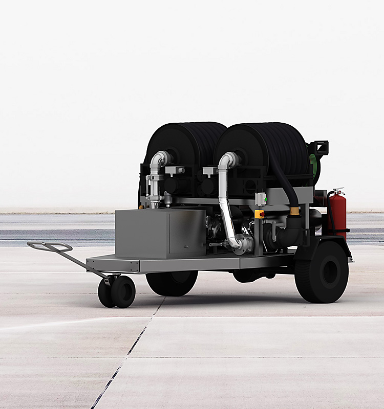 Rampcart Jet Refueler